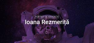 Ioana Rezmerita - Portret de Maverick